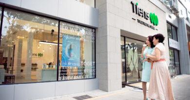 Die TIENS Group eröffnet einen neuen Hightech-Experience-Store in Shenzhen